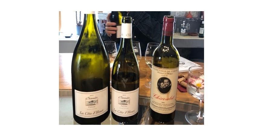 Les 5 du Vin à Chiroulet