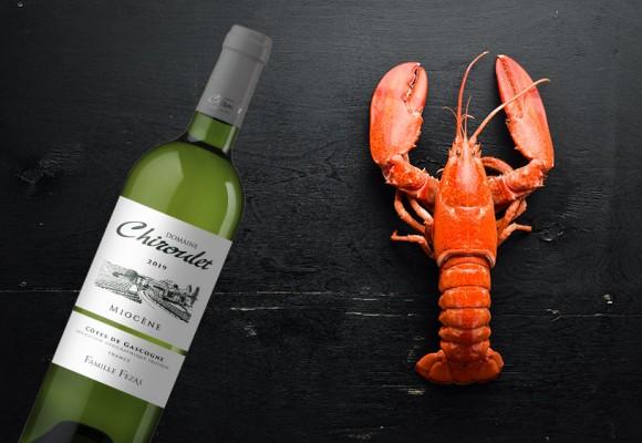 Recette - Carpaccio de homard